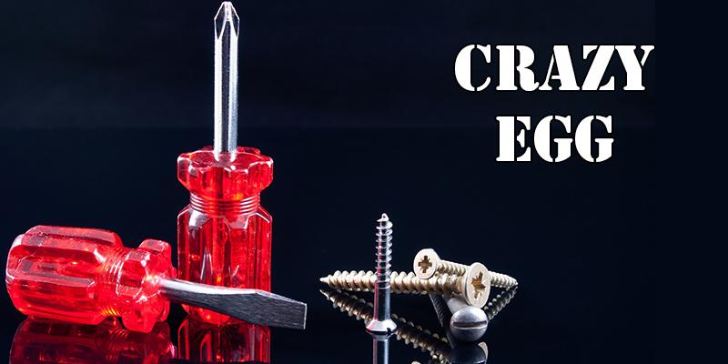 Crazy Egg - SEM Tool