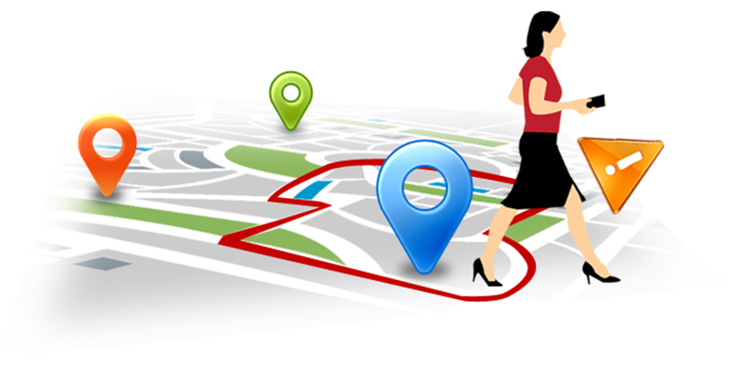 local seo to defined radius or time