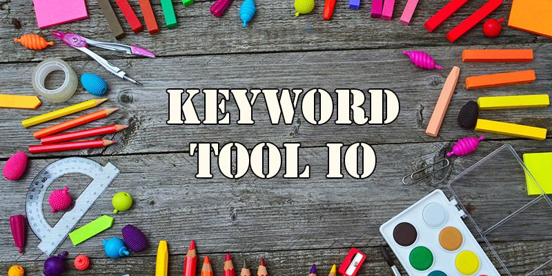 Keyword Tool IO - SEM Tool