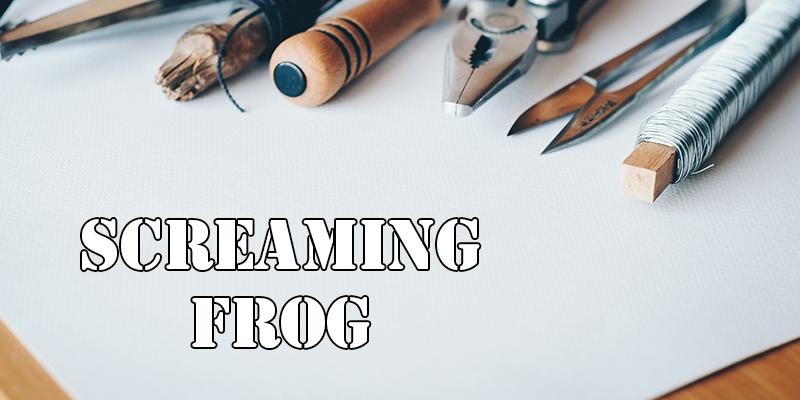Screaming Frog - SEM Tool