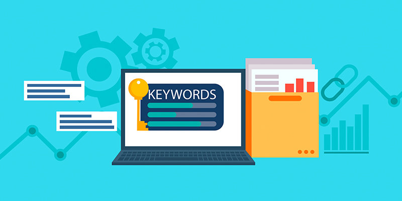 keywords for specific location