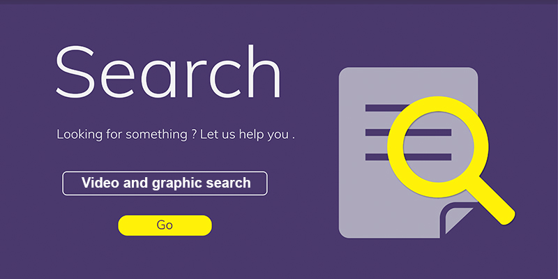 Google video and graphic search