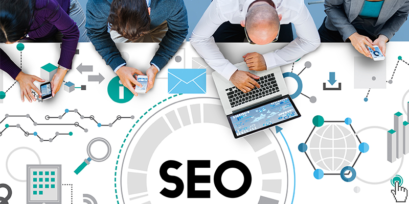 SEO practices implementation on Google