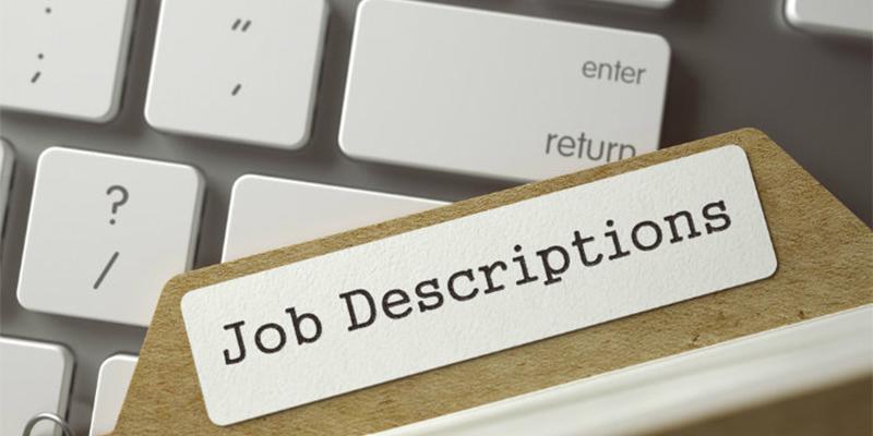 focus on your SEO job description