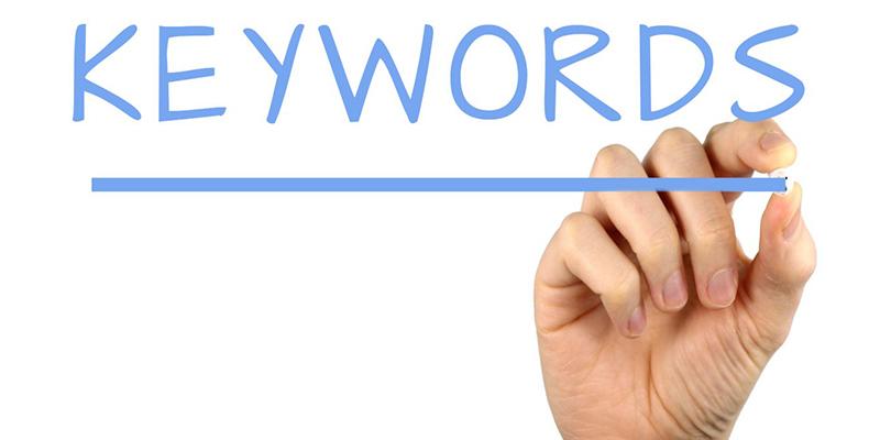 SEM campaign Keyword analysis