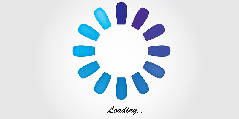 Work on your page's loading speed