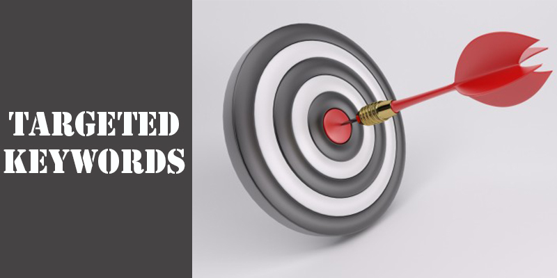 targeted keywords for SEO