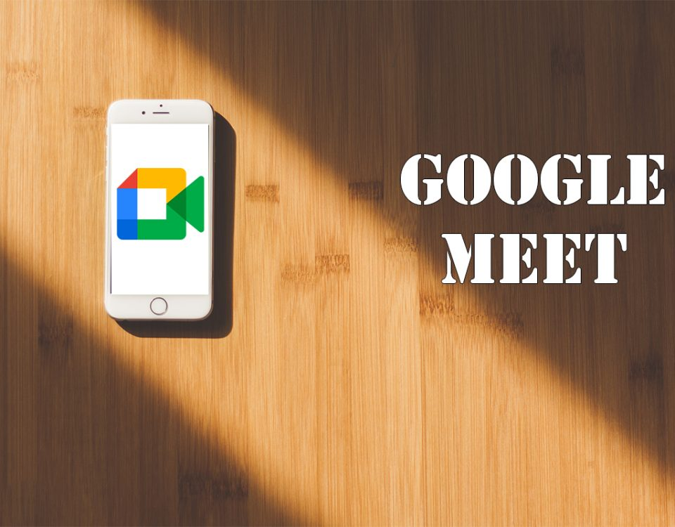 Google Meet & How To Use It