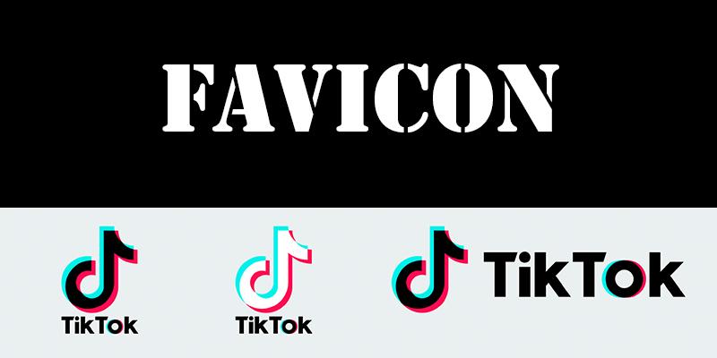 Favicon Tiktok